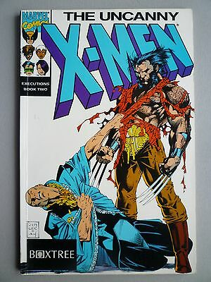 The Uncanny X-Men - Executions Book 2 - Graphic Novel  - Full Colour Paperback