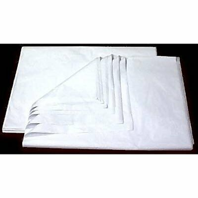 20 x 30 WHITE TISSUE PAPER-2 Reams, 960 Sheets