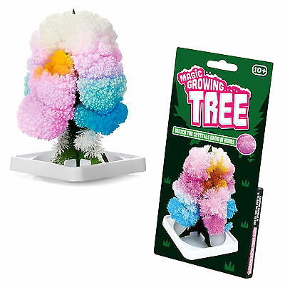 Magic Growing Tree Crystal Toy Boys & Girls Xmas Gift Christmas Stocking Filler