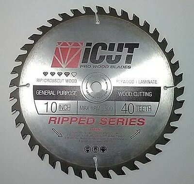 "14"" x 60 TOOTH iCUT™ PRO-SERIES CIRCULAR SAW BLADE GENERAL PURPOSE WOOD"