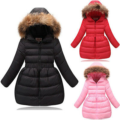 Wool Pixie Winter Jacket Festival Hoody Coat Girls Boys Children/'s//Kids 7,8,9