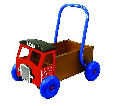 Baby Walker Truck - Red , Great Gizmos from Lemon Pavilion