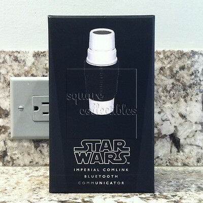 Disney Parks & Star Wars Imperial Comlink Bluetooth Communicator - A New Hope