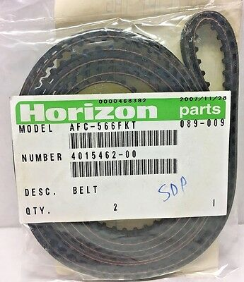 Horizon, 4015462-00, Belt, AFC-566FKT Folder (OEM / NEW)