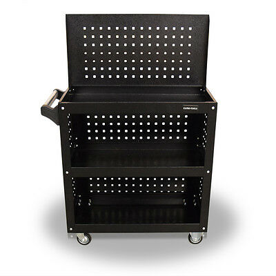 399 Us Pro Tools Tool Rack Cart Mobile Trolley Workbench Box Pegboard Panel