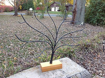 Vintage Longaberger Wrought Iron Tree #71481