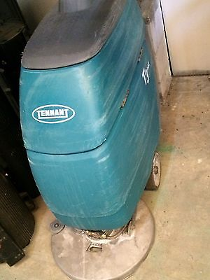 "Tennant T3 FaST Technology With 17"" Disk Scrubber Floor Scrubber"