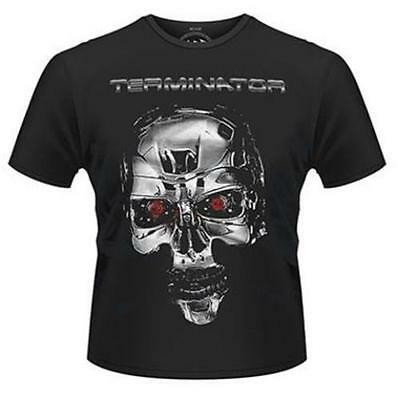 The Terminator Endoskeleton 100% Official Adult Unisex T-Shirt ((In Stock))