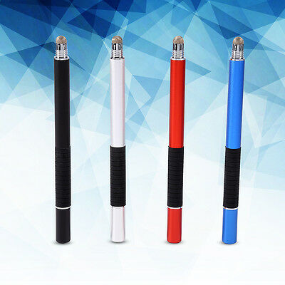 2 in 1 Precision Disc and Hybrid Fiber Stylus Pen Capacitive Drawing Pens