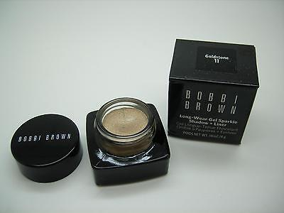 Bobbi Brown Nib Goldstone, Champagne Gold Long-Wear Gel Sparkle Shadow + Liner