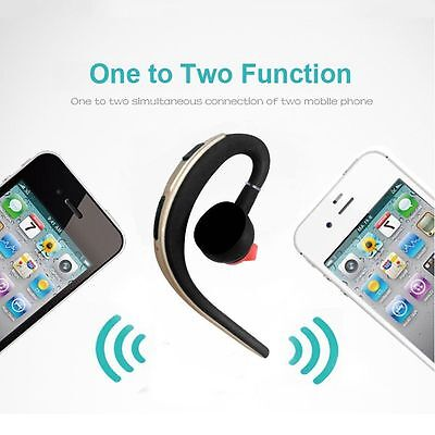 Handsfree Earpiece Clear Voice Stereo Bluetooth 4.1 Headset For iPhone 7 6S 5 5S