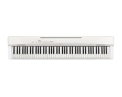 Casio PX-160 WE Privia Pianoforte 88 tasti pesati NUOVO!!!!!!