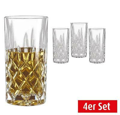 nachtmann longdrink gl ser noblesse 4er set saftglas glas kristallglas eur 12 49 picclick de. Black Bedroom Furniture Sets. Home Design Ideas