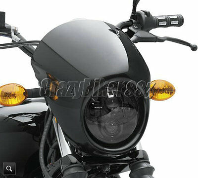 """5-3/4"""" Daymaker Projector LED Headlight For Harley Sportster Dyna XL 1200 883"""