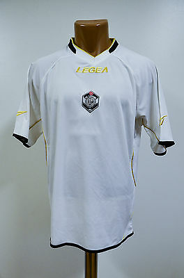 Lugano Switzerland Home Football Shirt Jersey Legea Swiss