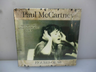 Paul Mccartney-Figures Of '88. Return To Pepperland-2 Cd Digipack-New. Sealed.