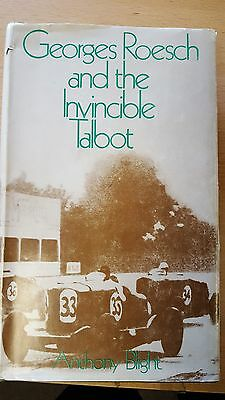 Georges Roesche Invincible Talbot book