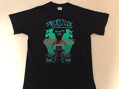 2012 Profstock Rowan Tour Concert Cobra Starship All-American Rejects T-Shirt M