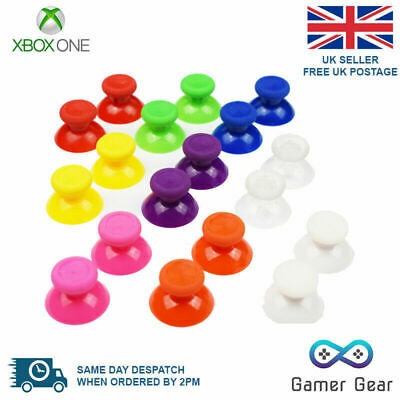 2 x XBOX One Controller Analog Thumb Sticks Grips Replacements