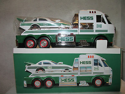 2016 Hess Toy Truck and Dragster- Collectible Toy - NEW- Priority Shipping
