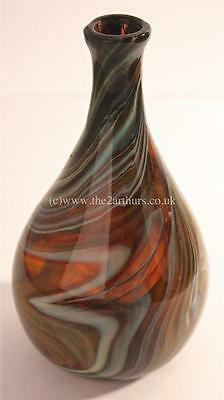Rare Dr. Christopher Dresser 'Clutha' Glass Vase For James Couper & Sons Glasgow