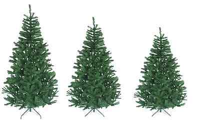 Xmas Decorations,Artificial Christmas Tree Green with Metal Stand ,6ft 1.8m