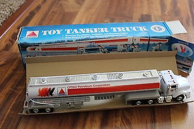Citgo Petroleum Corporation Toy Tanker Truck-1st in Series (1996) NIB