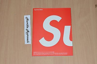 Brand New Supreme Magazine Vol 1 2005 Box Logo Includes Stickers Volume Rizzoli