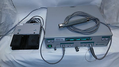 LINVATEC Arthroscopy Shaver system  C9800 W. Handpiece C9820 & Footswitch Tested