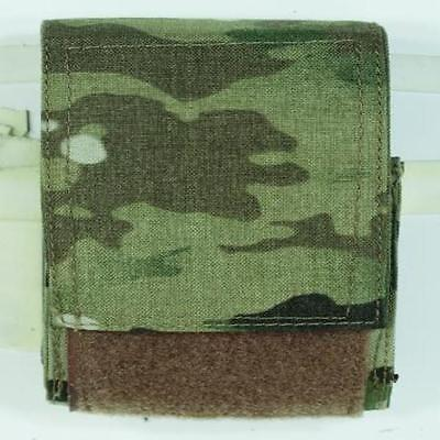 Voodoo Tactical Multicam .308 Mag Pouch - Holds 10 Round, Adjustable Flap