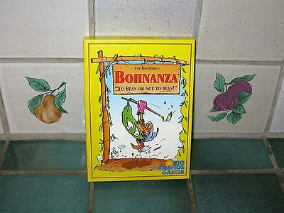 Bohnanza Game By Rio Grande Games (Complete)