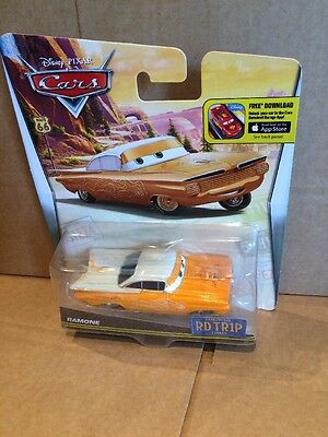 DISNEY CARS DIECAST - New 2016 Release - Road Trip Ramone - Combined Postage
