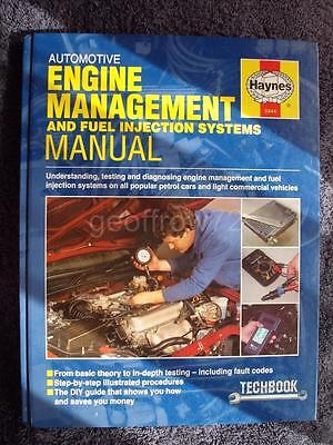 Haynes Techbook 3344 Engine Management & Fuel Iinjection Manual GM Bosch Ford VW