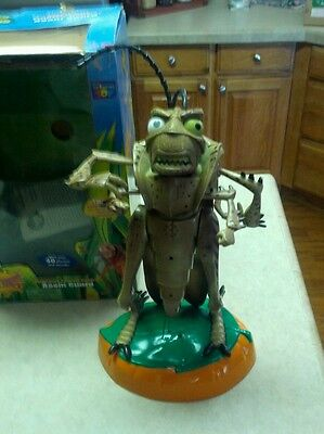 "Disney Pixar A Bugs Life Electronic Talking ""hopper"" Room Guard"