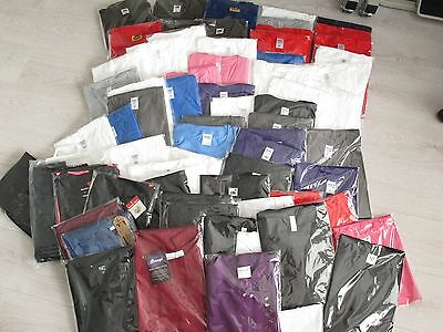 Mixed lot of t-shirts etc