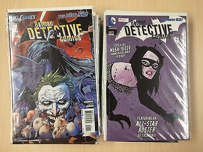 New 52 Detective Comics vol 2 #1-52, 0, Annuals, Bonus Frank Miller Cover NM