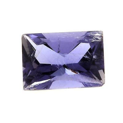 Iolite ( Cordiérite ). 0.67 cts. Antsirabé 2 District, Madagascar