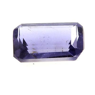 Iolite ( Cordiérite ). 0.68 cts. Antsirabé 2 District, Madagascar