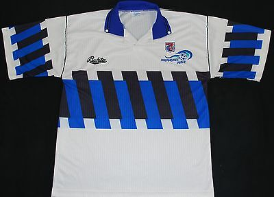 1992-1993 Milwaukee Wave Bukta Home Football Shirt (Size L)
