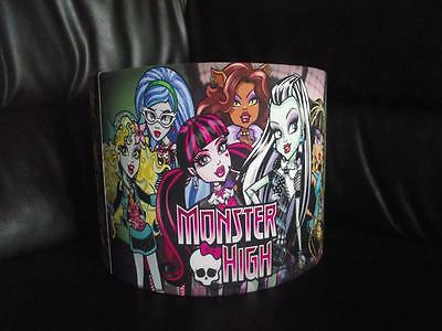 "Monster High 10"" Drum Ceiling Lampshade Lightshade"