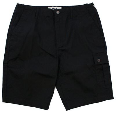 Reef Rolling On Cargo Shorts - Black