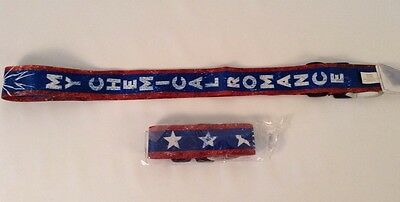 Guitar Strap Artists  My Chemical Romance Blue Rock Musical Instrument Gear