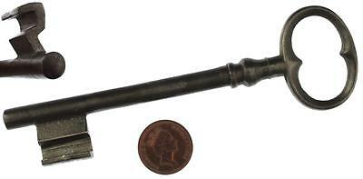 """Antique Key with Shaped Bit 5⅛"""" - My Ref.R7"""
