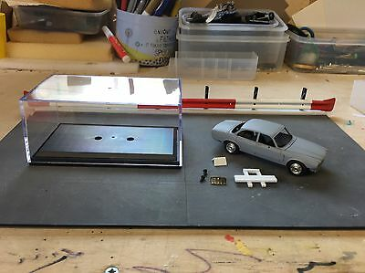Banger Racing  Model. Jag XJ 1/43 Scale Race Prepped