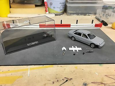 Banger Racing  Model. Ford Scorpio 1/43 Scale Race Prepped