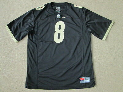 Purdue Boilermakers NCAA Football #8 Jersey - Youth Extra Large / Mens Small
