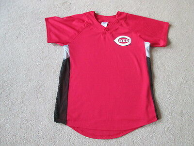 Cincinnati Reds MLB Baseball Jersey - Phillips #4 - Youth X Large / Mens Small