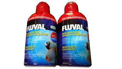 Fluval Cycle Biological Water Enhancer for Aquariums (2x 500ml)