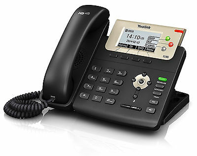 Yealink T23GN Dual Gigabit Ethernet IP Phone With UK power supply