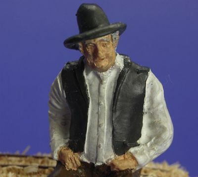 Railfolks - Chatty Wayne - G Scale - Best Seller! ~Highly Detailed~